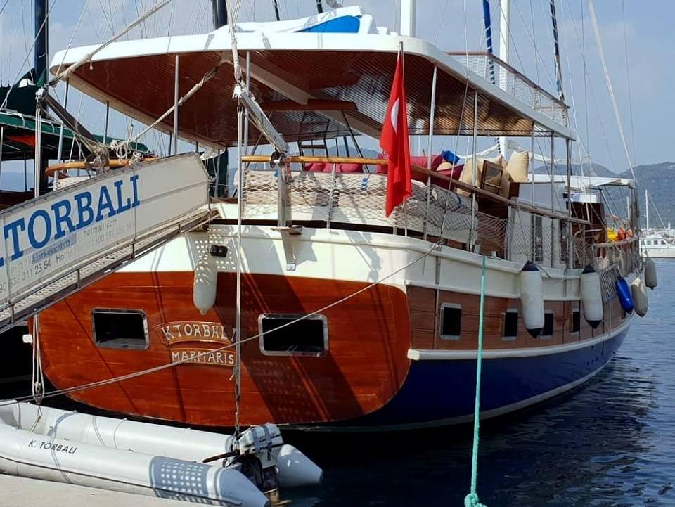 Yacht Kaptan Torbali
