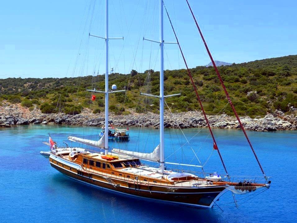 Yacht Queen of Karia