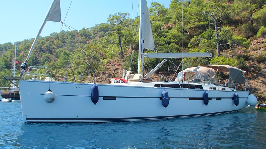 Bavaria 56 Fiber Yelkenli Tekne